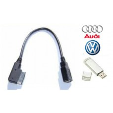 AUDI VW USB adapteris 2006+