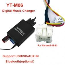 Nissan USB MP3 adapteris