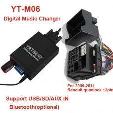 Renault USB MP3 adapteris REN12