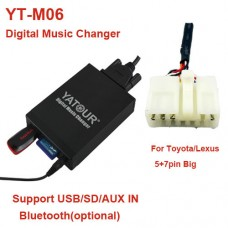 Toyota USB MP3 adapteris 5+7 PIN