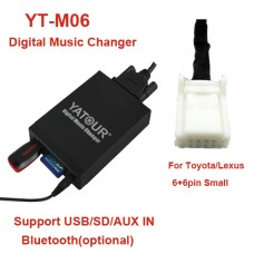 Scion USB MP3 adapteris 6+6 PIN