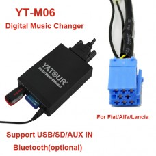 Alfa-Romeo mp3 adapteris YATOUR