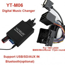 BMW mp3 adapteris YATOUR 17PIN(BM1)