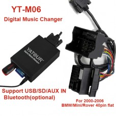 BMW mp3 adapteris YATOUR 40PIN(BM2)