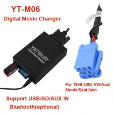 AUDI MP3 USB adapteris